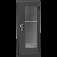 Murano Glass Door Gun Safe