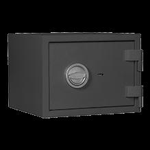 SafeGear Pengeskab 1 - Indbrudstest S1 - Nøglelås